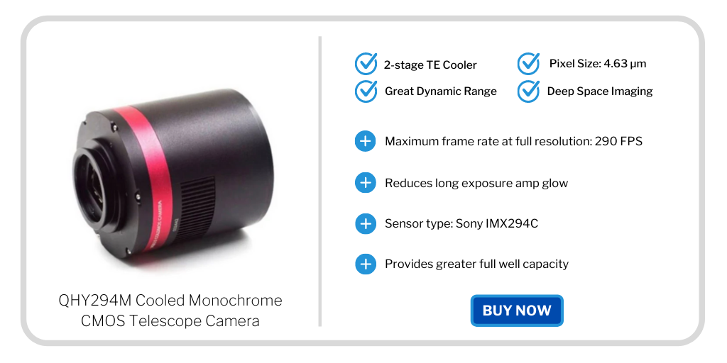 QHY Astrophotography Cameras